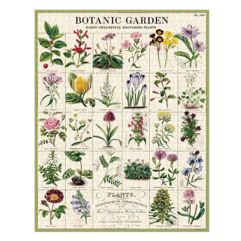 Cavallini Puzzle Botanic Garden 1000-teilig