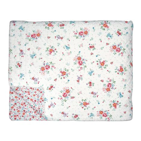 GreenGate Quilt Tagesdecke Belle White