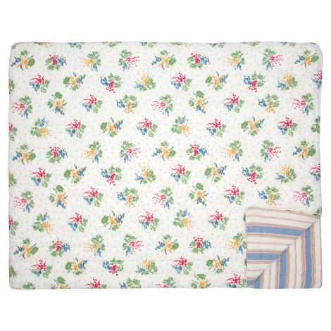 GreenGate Quilt Tagesdecke Mira White