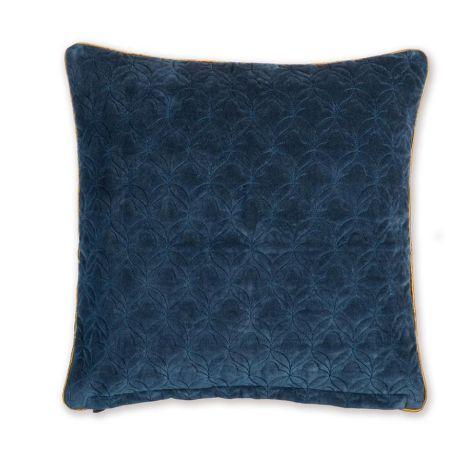 PIP Studio Zierkissen Quilty Dreams Blue zweifarbig 45x45