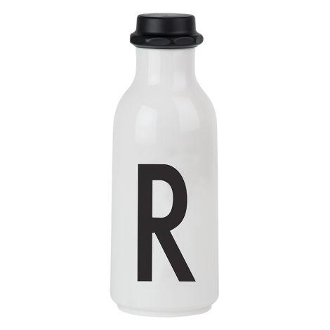 Design Letters Wasserflasche R •
