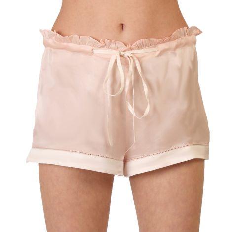 COCOON HOMEWEAR Pyjamashorts Aphrodite Rose/Ecru