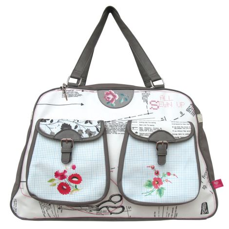Disaster Designs Reisetasche & SEW ON