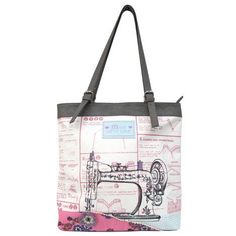 Disaster Designs Handtasche & SEW ON