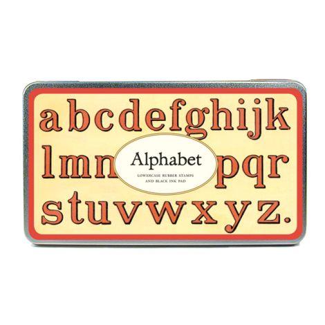 Cavallini Stempelset Alphabet •