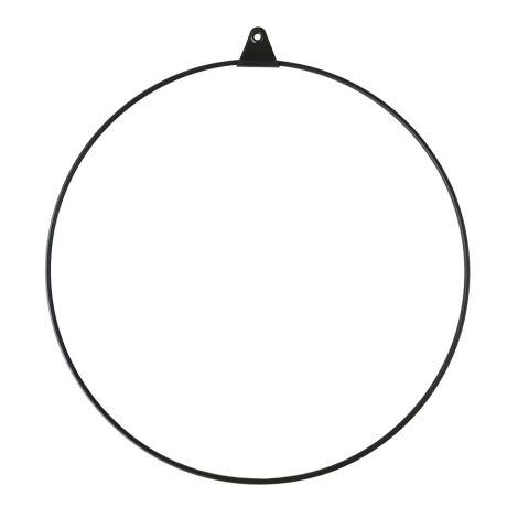 Strups Ring mit Aufhängung Black 33cm
