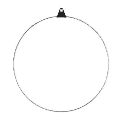 Strups Ring mit Aufhängung Silver 33cm