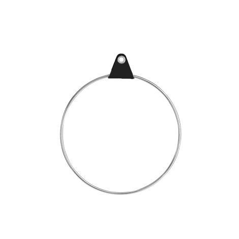 Strups Ring mit Aufhängung Silver 16cm •