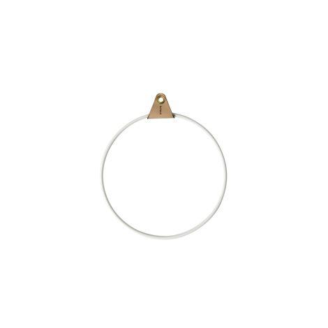 Strups Ring mit Aufhängung White 16cm