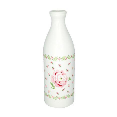 GreenGate Dolomite Milchflasche Lily Petit White •