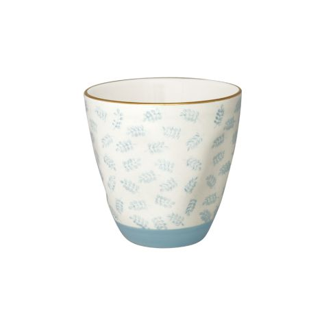 GreenGate Becher Lianna Pale Blue/Gold