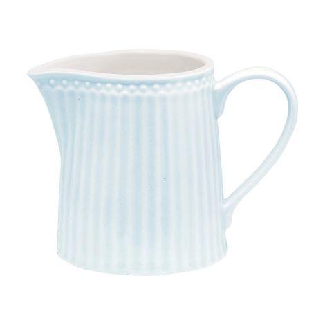 GreenGate Milchkännchen Alice Pale Blue