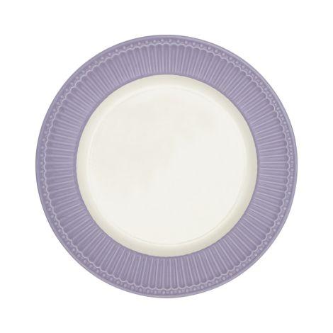 GreenGate Speiseteller Alice Lavender 26,5 cm