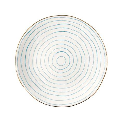 GreenGate Teller Sally Pale Blue 25,3 cm