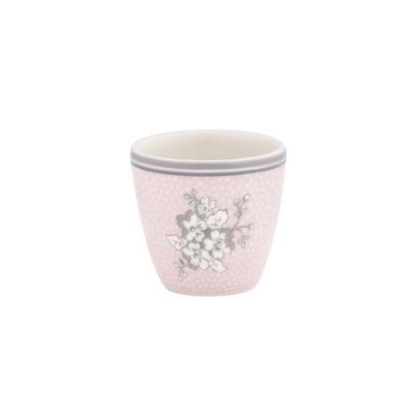 GreenGate Eierbecher Ella Pale Pink •