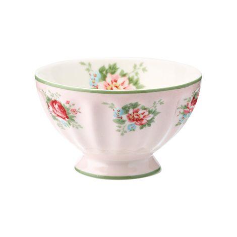 GreenGate French Bowl Aurelia Pale Pink M