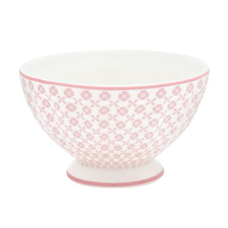 GreenGate French Bowl Helle Pale Pink M