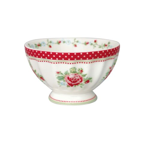 GreenGate French Bowl Mary Raspberry M
