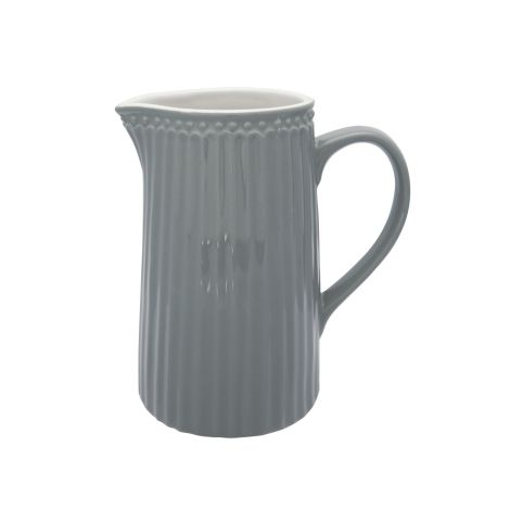 GreenGate Krug Alice Stone Grey