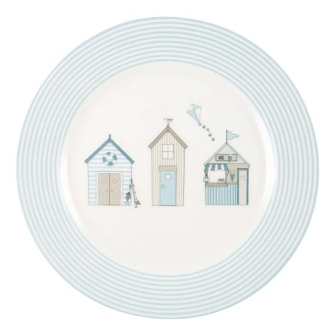 GreenGate Teller für Kinder Ellison Pale Blue 20 cm