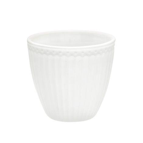 GreenGate Latte Cup Becher Alice White