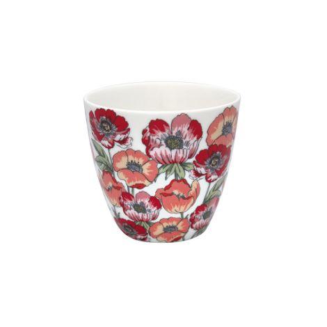 GreenGate Latte Cup Becher Aria White