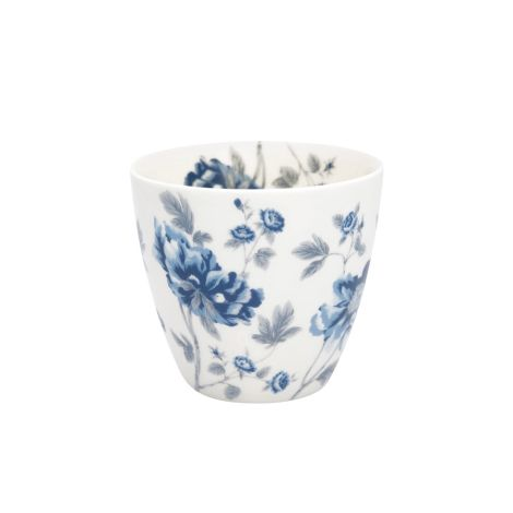 GreenGate Latte Cup Becher Charlotte White