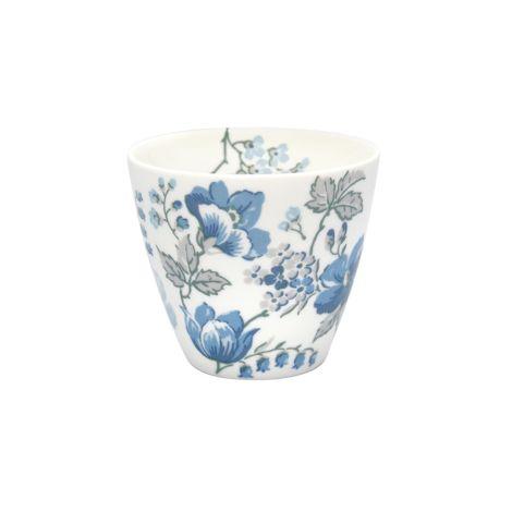 GreenGate Latte Cup Becher Donna Blue