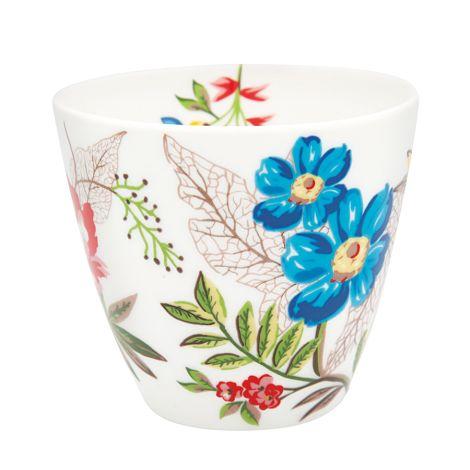 GreenGate Latte Cup Becher Ellen White