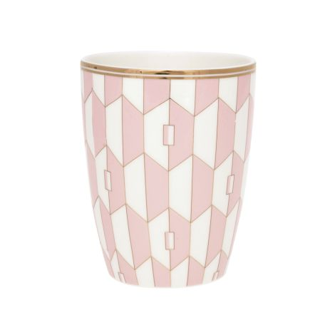 Gate Noir by GreenGate Latte Cup Aurelie Pale Pink •