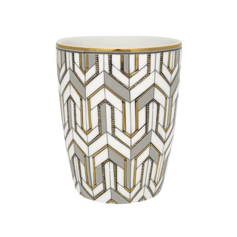 Gate Noir by GreenGate Latte Cup Madie White •