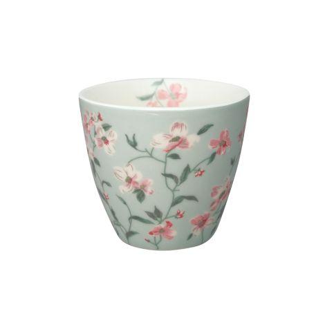 GreenGate Latte Cup Becher Jolie Pale Mint