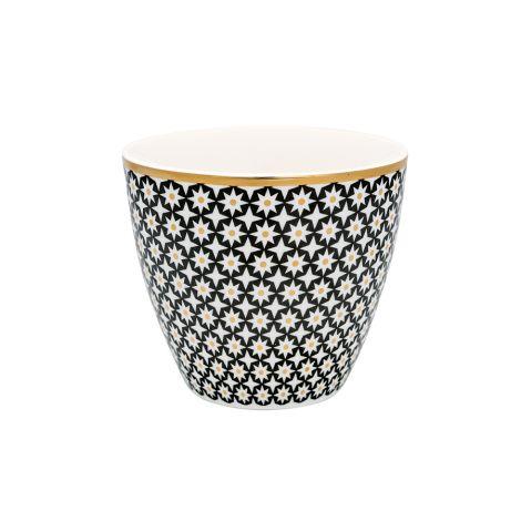 GreenGate Latte Cup Becher Lara Gold