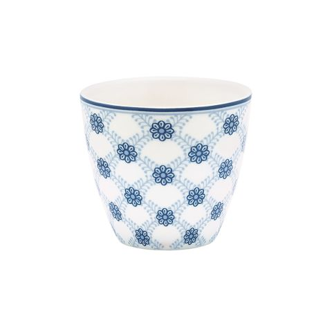 GreenGate Latte Cup Becher Lolly Blue