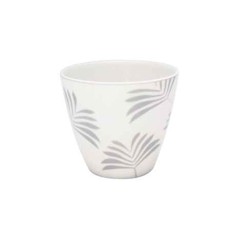 GreenGate Latte Cup Becher Maxime White
