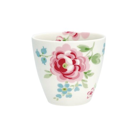 GreenGate Latte Cup Becher Meryl White