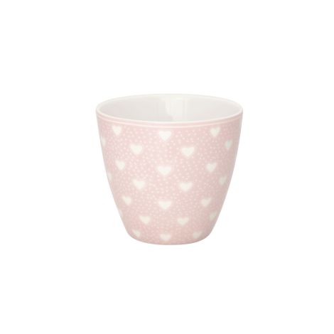GreenGate Latte Cup Becher Penny Pale Pink
