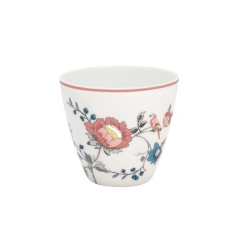 GreenGate Latte Cup Becher Sienna White