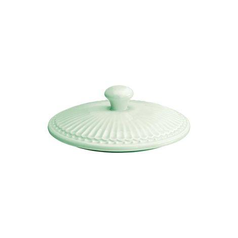 GreenGate Deckel für Latte Becher Alice Pale Green Medium