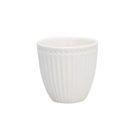 GreenGate Mini Latte Cup Becher Alice White