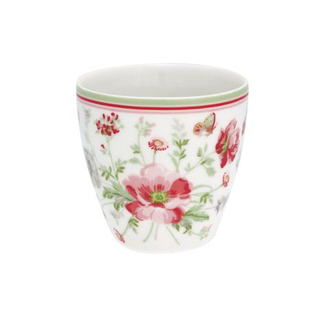 GreenGate Mini Latte Cup Meadow White