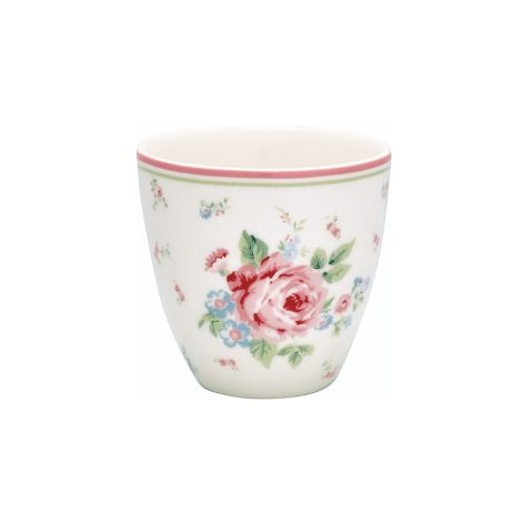 GreenGate Mini Latte Cup Becher Marley White