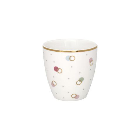 GreenGate Mini Latte Cup Becher Kylie White