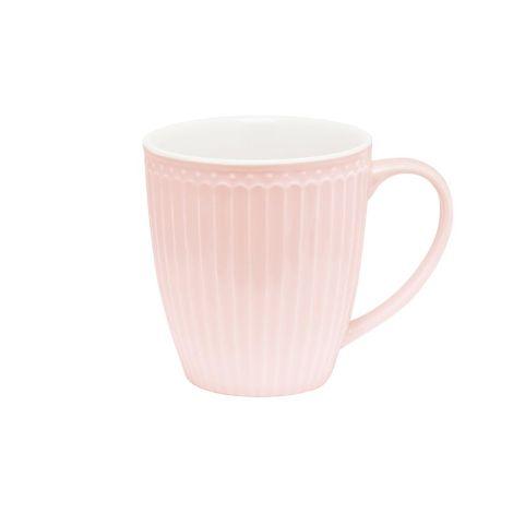 GreenGate Porzellan Tasse Alice Pale Pink