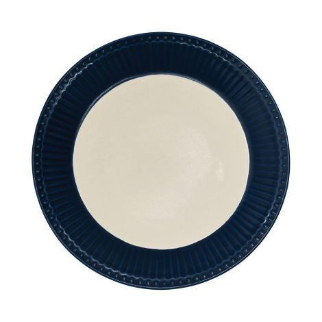 GreenGate Teller Alice Dark Blue 23 cm
