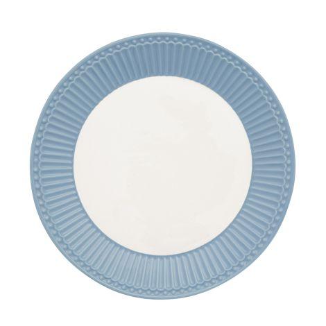GreenGate Teller Alice Sky Blue 23 cm