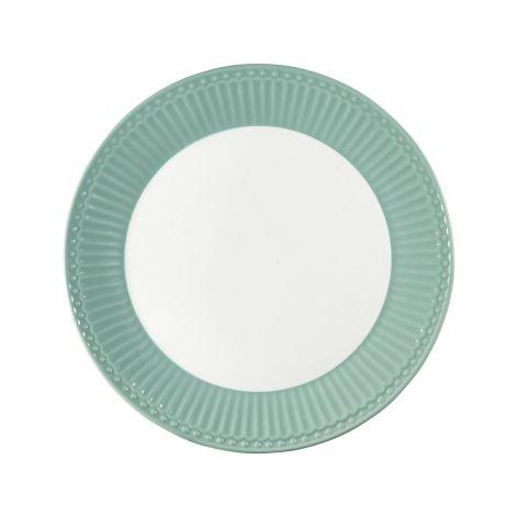 GreenGate Teller Alice Dusty Mint 23 cm