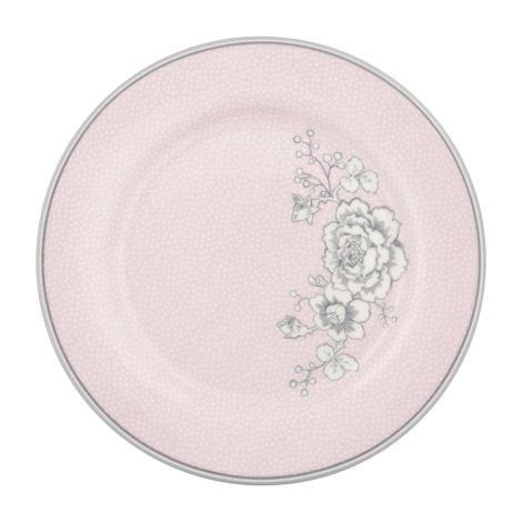 GreenGate Teller Ella Pale Pink 20,5 cm