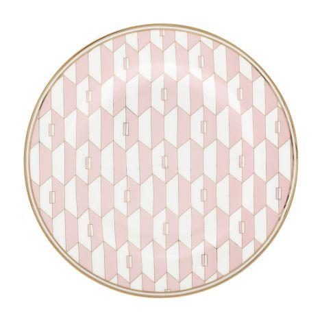 Gate Noir by GreenGate Teller Aurelie Pale Pink 20 cm
