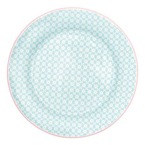GreenGate Teller Helle Pale Blue 20,5 cm